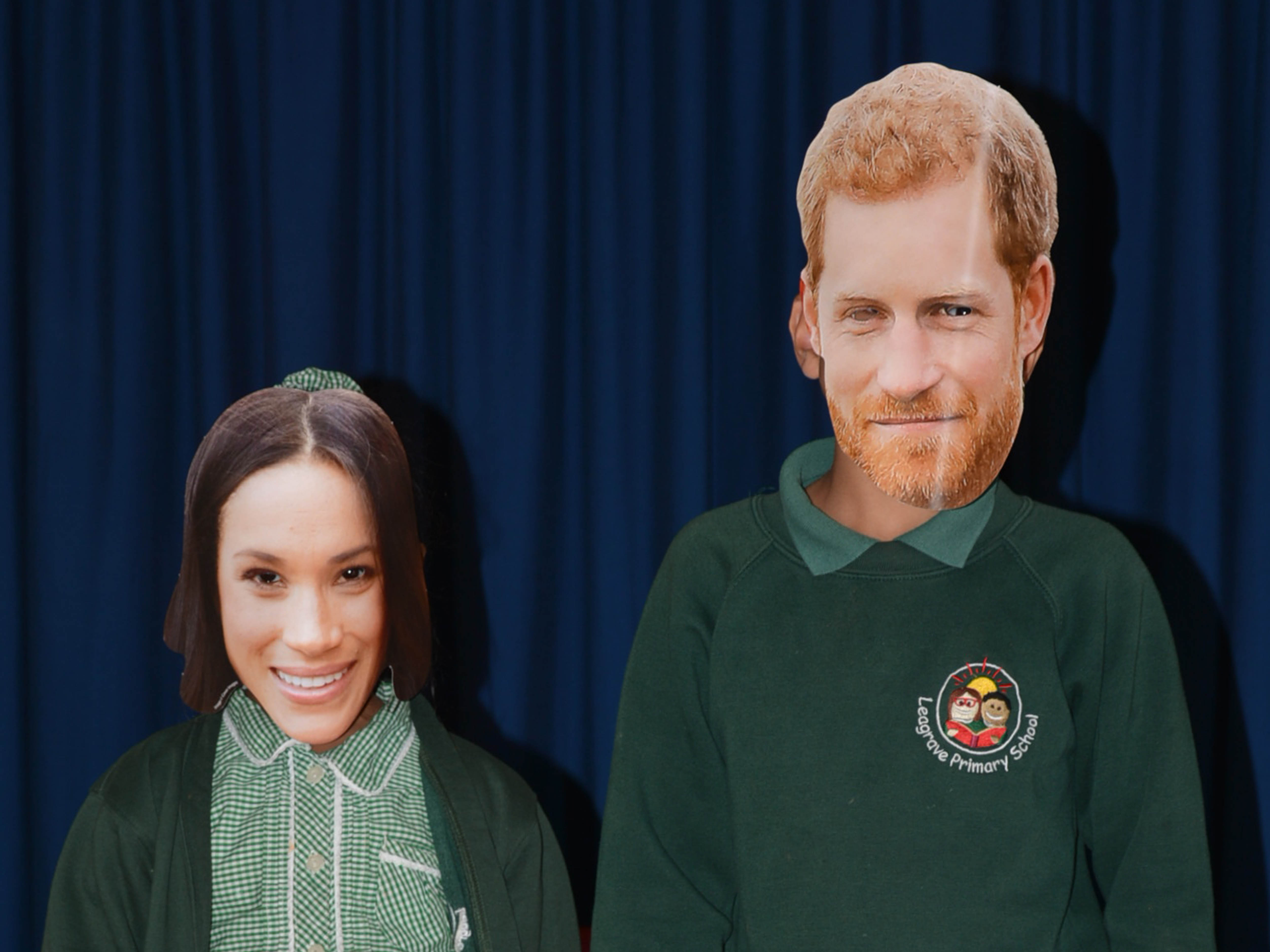 Royal wedding comes to Leagrave