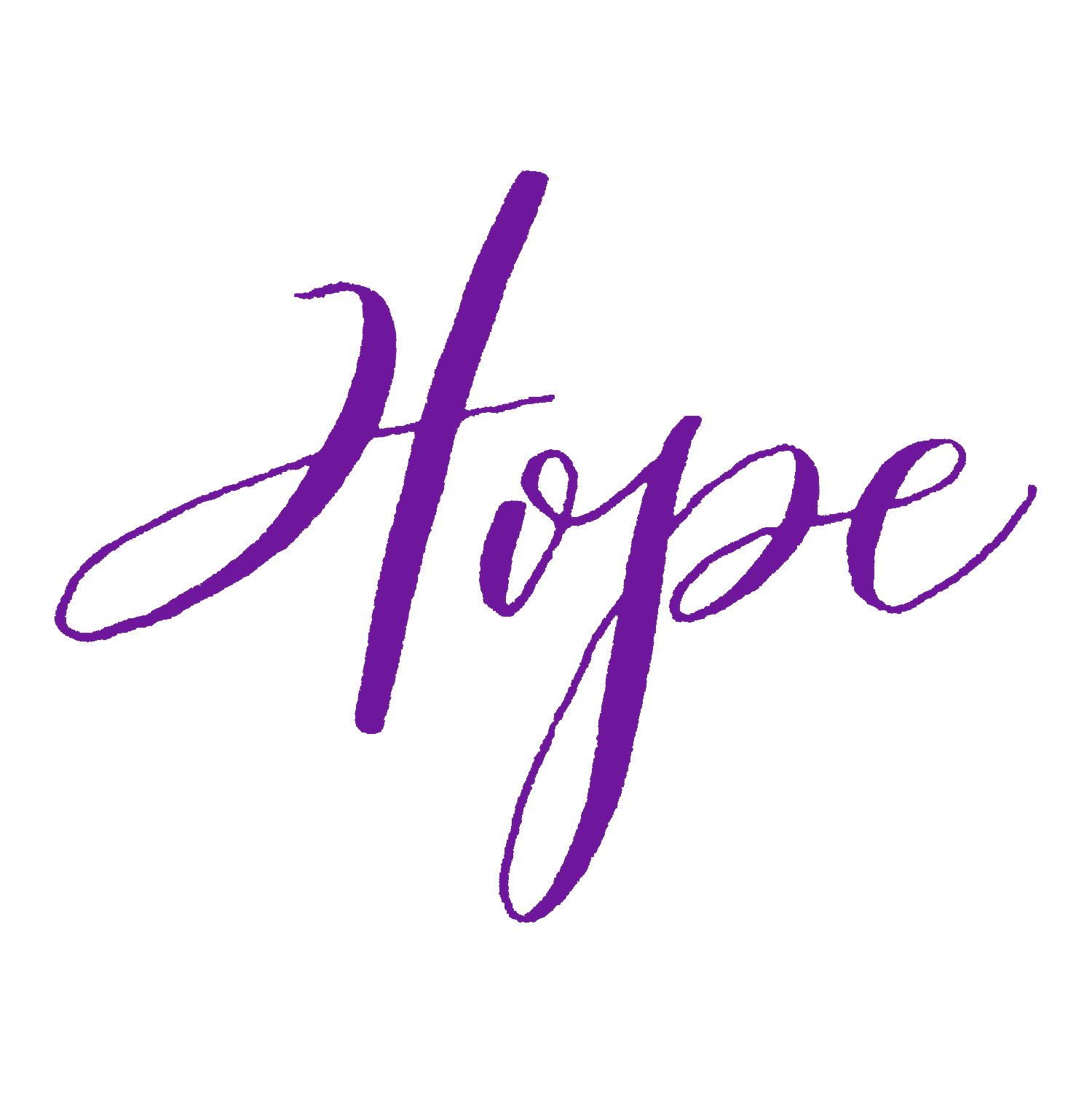 Value this month: Hope