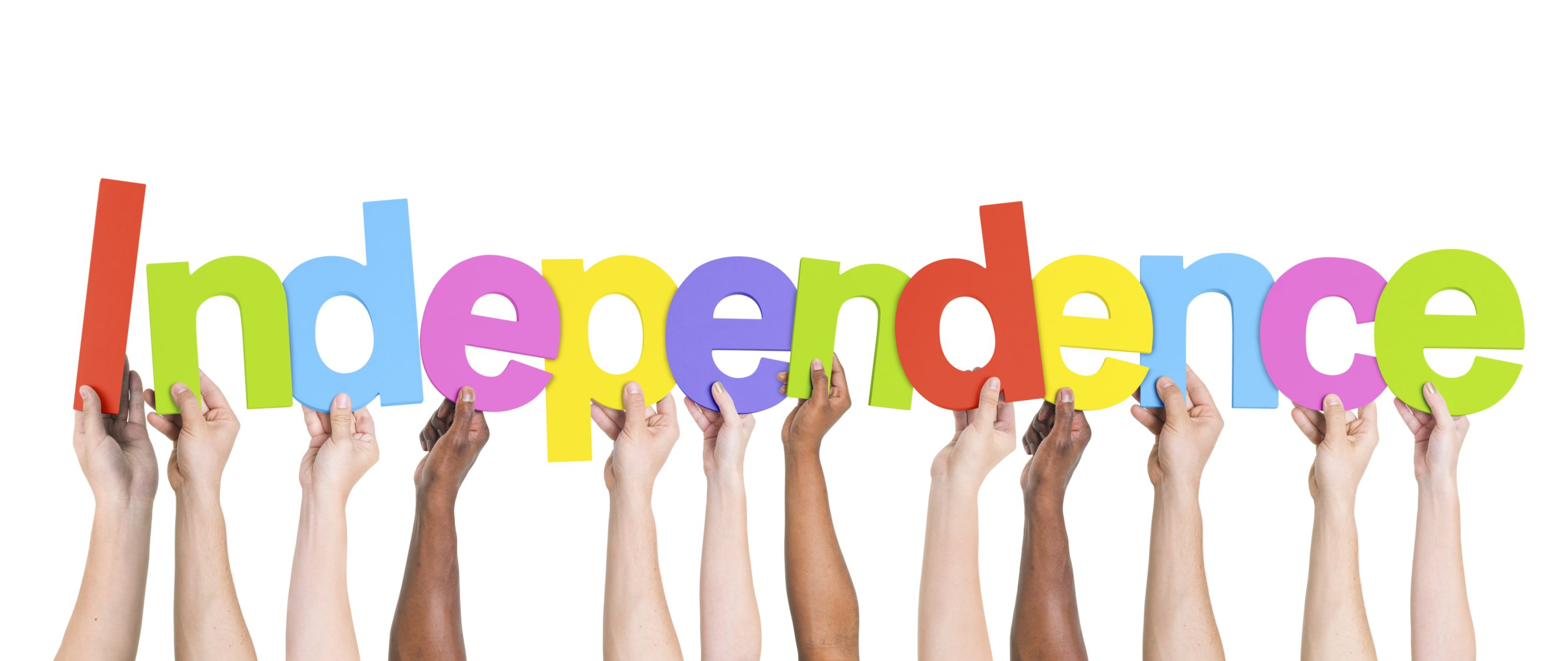 Value this month: Independence