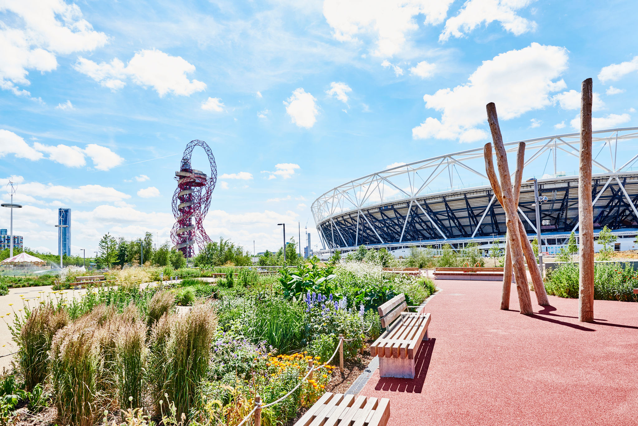 Year 1 visit to Queen Elizabeth Olympic Park