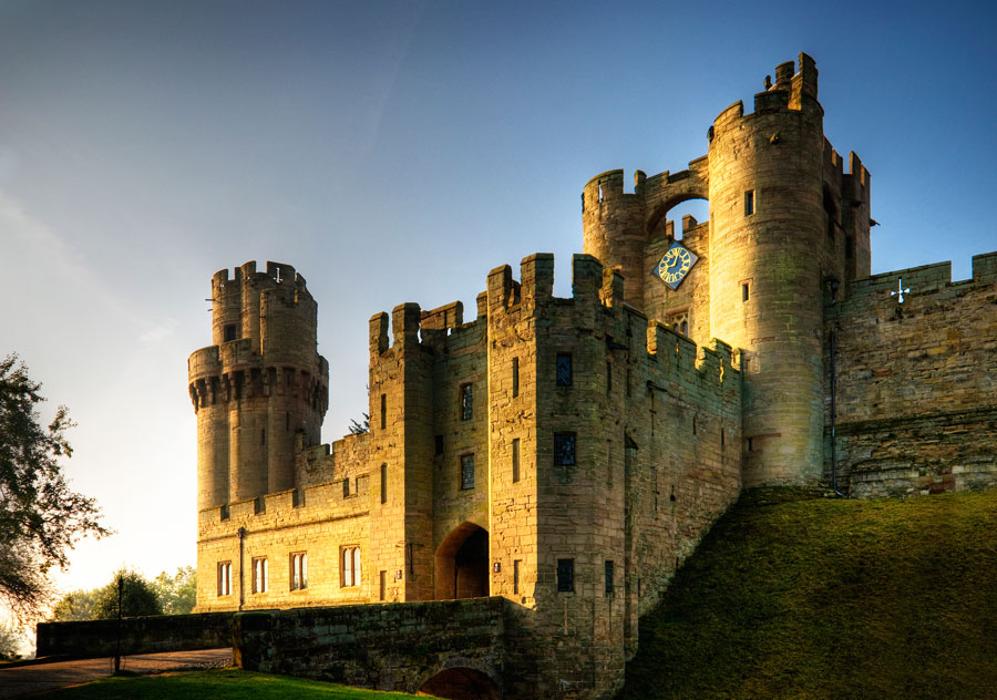 Trip to Warwick Castle